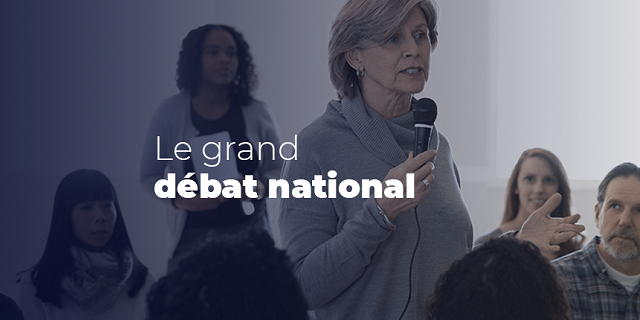 Quel premier bilan pour le grand débat national ?