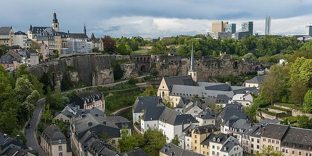 travailler au luxembourg